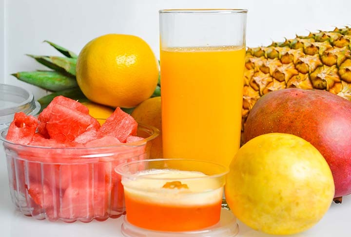 Sağlıklı Şekilde Kilo Vermenizi Sağlayacak Meyveler