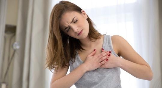 Göğüs Ağrısı Bu 9 Hastalığın Habercisi Olabilir